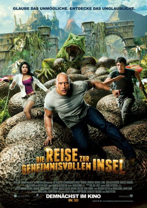 Die Reise zur geheimnisvollen Insel (2012)